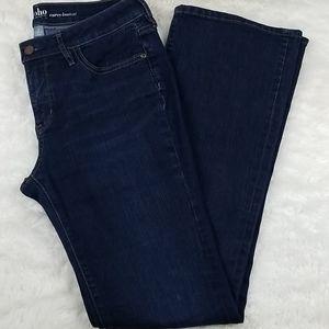 Soho Curvy Bootcut jeans